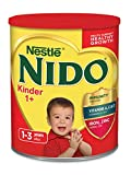 Nestle Nido Kinder 1+ Powdered Milk Beverage 3.52 lb. Canister (Pack of 3)