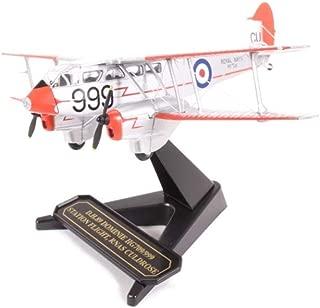 Oxford Diecast DH.89 Dragon Rapide (Dominie) HG709, British Royal Navy, RNAS Culdrose
