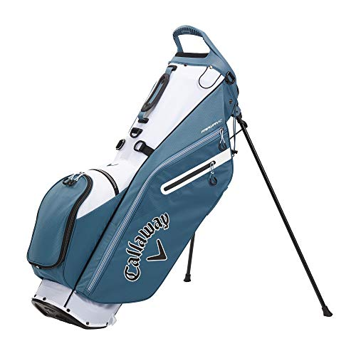 Callaway Golf 2021 Fairway C Stand Bag , Shale/White/Black