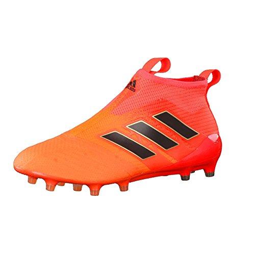 adidas Herren ACE 17+ Purecontrol FG Fußballschuhe, Orange (Narsol/Negbas/Rojsol), 42 EU