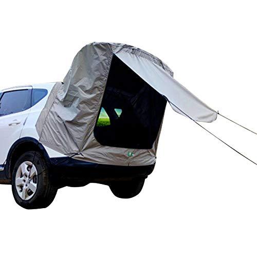 perfeciti Autozelt Heckzelt Universal Heckklappenzelt, Vorzelte Für SUV, Tragbare Sonnenschirm Auto Markise Wasserdicht Für Outdoor Camping