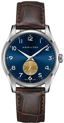 Hamilton Jazzmaster H38411540 - Reloj de Pulsera para Hombre (Mecanism