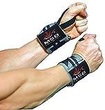 Muñequeras Deportivas Gym Profesionales , Wrist Wraps, Wrist support (UN...