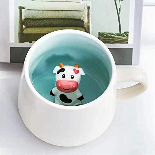 Mugs with animals inside