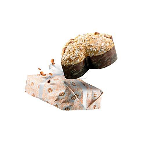 Bonfissuto Taube Traditionell, handwerkliche Herstellung mit natürlichem Gießen, klassische Ausführung, 1 kg
