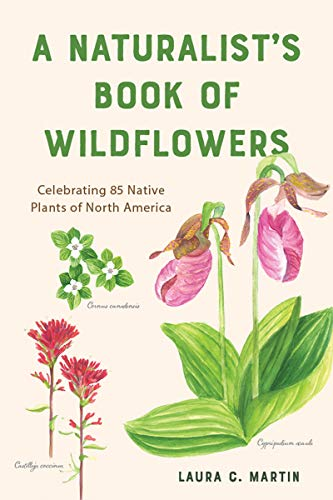 A Naturalist's Book of Wildflowers: Celebrating 80 Native Plants in North America