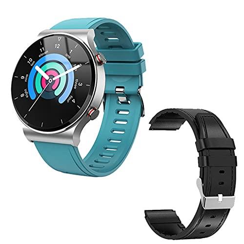ZGNB I19 Smart Watch, Pulsera Fitness Tracker Presión Arterial Reloj Inteligente, IP67 Resistente Al Agua, Relojes Inteligentes De GTS Y Mujeres GTS, Adecuados para Teléfonos iOS De Android,B