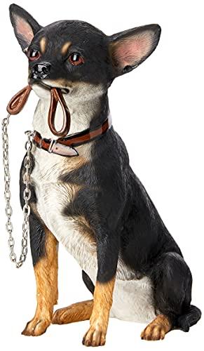 Lesser & Pavey Sitzende Walkies Chihuahua, 19 cm hoch
