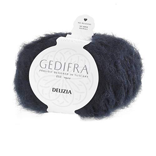 Gedifra Delizia 9810023-01607 - Hilo para tejer (lana de alpaca)