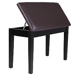 Pleasant 30 Best Piano Bench Reviews 2019 Best Keyboard Bench Cmuse Machost Co Dining Chair Design Ideas Machostcouk