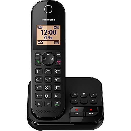 Panasonic KX-TGC 420 GB, schnurloses Telefon mit Anrufbeantworter
