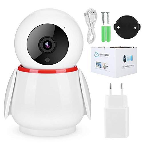 Cámara de vigilancia 1080P de visión nocturna de la cámara de seguridad para el(100-240V European standard)