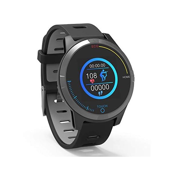 PRIXTON – Reloj Inteligente Smartwatch para Android e iOS con Electrocardiograma, Presión en Sangre, Pulsometro… 3