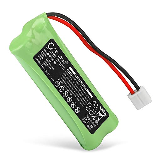 CELLONIC® Ersatzakku GPHC05RN01 für Audioline Monza, Medion Life S63062, S63065, MD82973, MD93035, Swissvoice DP500 Eco Plus, DP550 Eco Plus BT, 500mAh Akku, wiederaufladbare Batterie