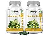 Zoom IMG-2 vitamina k2 mk7 menaquinone integratore