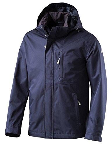 McKINLEY Herren Diamond Jacke, blau, XL