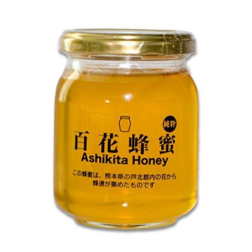 吉川養蜂園 国産純粋はちみつ 百花蜂蜜 (300g)