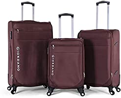 Save 48 % on Giordano luggage 3 pieces