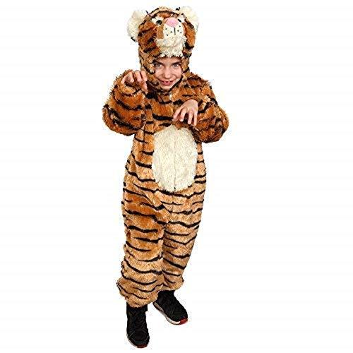 Dress Up America S Kids rayas tigre mono disfraz jugar Outfit