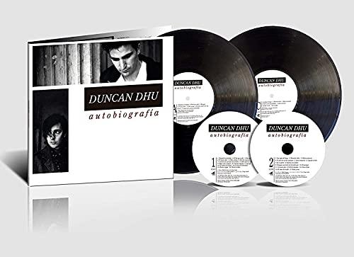 Duncan Dhu - Autobiografía (2 Lp + 2 Cd) [Vinilo]