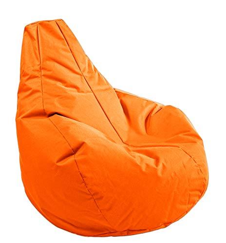 Kinzler S-10161/09 Gamer Sitzsack, Polyester, 100x100 cm