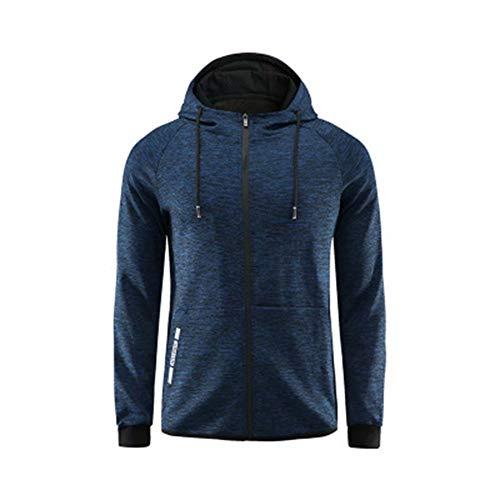 Mr.BaoLong&Miss.GO Trainingskleidung Für Männer Langärmelige Oberteile Atmungsaktive, Schnell Trocknende Laufkleidung Für Männer, Enge Sportbekleidung