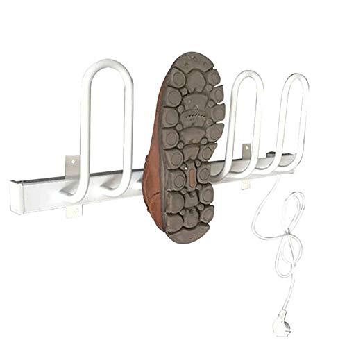 Shoe Asciugatore Elettrico A Parete, Guanto Dryer & Scalda Scarponi, Asciuga Scarponi, Asciugatura Rapida per Le Scarpe, Guanti, Cappelli, Calze, Scarponi, Asciugare 4 Scarpe Once