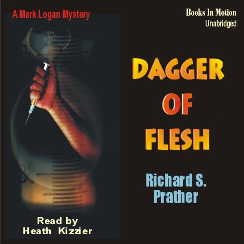 Dagger of Flesh audiobook cover art