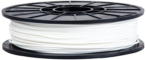 Aleph Objects Inc. SemiFlex 3D Printer Filament, TPE, 3 mm, 0.75 kg Reel, Snow
