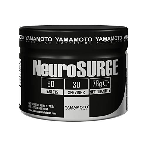 Yamamoto Nutrition Neurosurge New Formula - 80 Gr