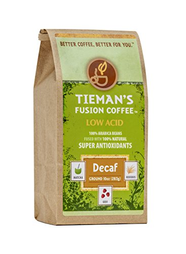 Tieman's Fusion Decaf Semi-Dark Coffee