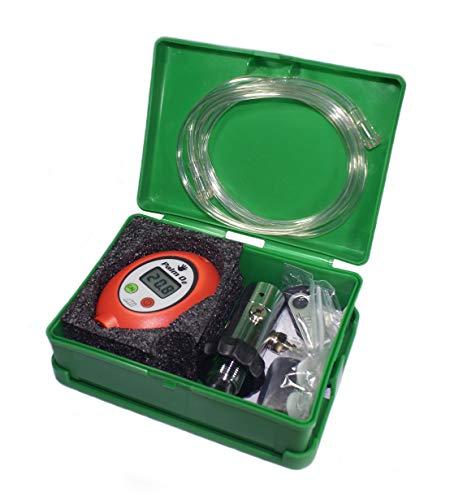 Metalsub Oxygen Analyzer. Kit Tragbarer Spezial-Nitrox
