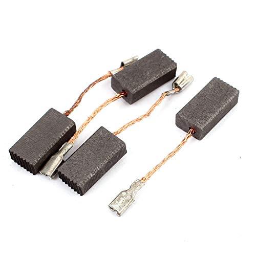 2x Kohlebürsten Motorkohlen Schleifkohle 5*8*15mm für diverse Elektro-Werkzeuge