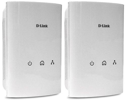 D-Link PowerLine Adapter AV500 Gigabit Mini Starter Kit (DHP-501AV)