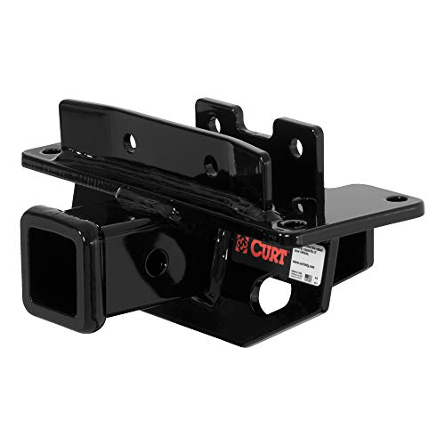 CURT 13072 Class 3 Trailer Hitch, 2-Inch Receiver for Select Dodge Durango and Chrysler Aspen