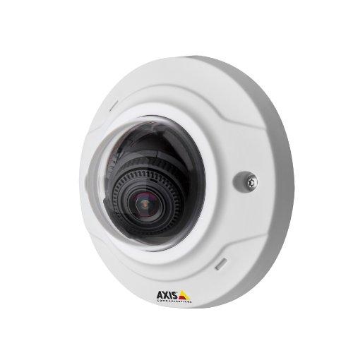 M3004-V Surveillance/Network Camera - Color, Monochrome - M12-mount