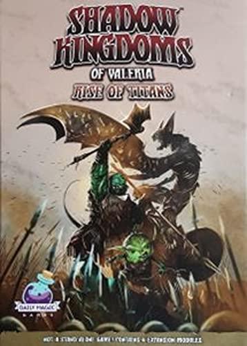 Shadow Kingdoms (English Edition)