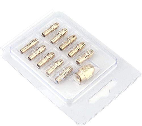 Taladro eléctrico pequeño de 0.5-3.2 mm Juego de pinzas de mandril de...