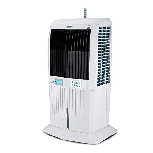 SYMPHONY STORM70I Climatizador, 350 W, Plástico, 7 Velocidades, Blanco