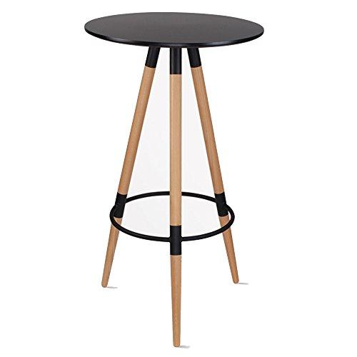 Hairong Bar tafel tafel tafel hoge tafel bar salontafel 60 * 105cm