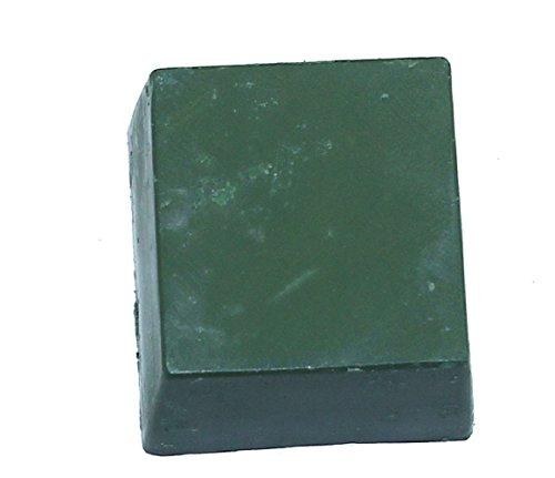 Driak 5PC Green Fine Abrasive Polishing Paste Buffing Compound Leather Strop Sharpening Polishing Compounds