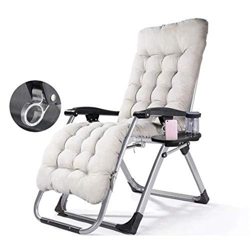 Ligstoelen Opklapbare ligstoelen voor Reaxing Ligstoel Tuinstoel Camping Ligstoel met hoofdsteun Max, zwart
