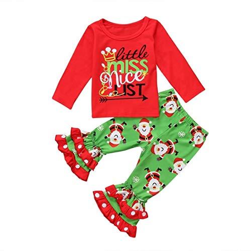 Eastery Cartoon Super Mario Baby Kinder Jungen Freizeit Mädchen Kleidung Sets einfacher Stil Nachtwäsche Pyjama Baby Kinder Mädchen Jungen Kleidung Set 1–7 Jahre Gr. 92, grün