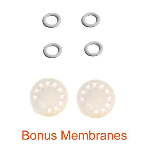 Recambios Bomba Manual Medela Harmony; 4 juntas tóricas