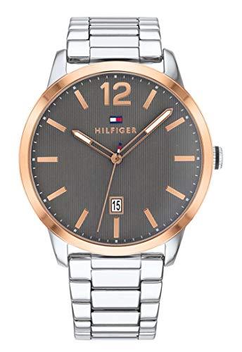 Tommy Hilfiger Unisex-Adult horloge 1791498