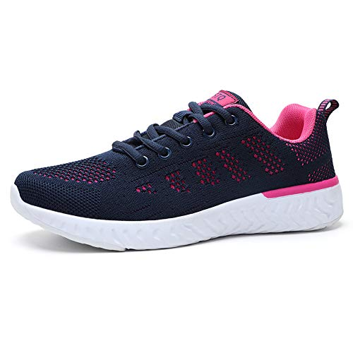 HKR Trainers Womens Breathable Running Sneakers Indoor Outdoor Ladies...