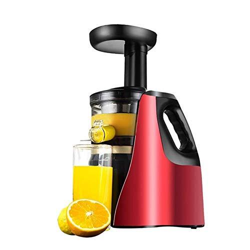 Adesign 150W Potente Extractor de Jugo de Fruta y Vegetal, sin BPA, Recipiente de Pulpa de 65 mm de Ancho 2L, Fruta de Alto nutriente y Jugo de Verduras con Cepillo