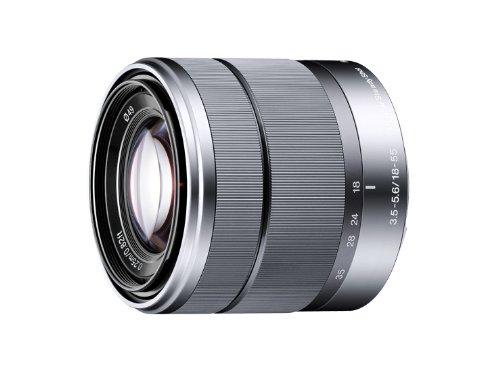 ソニー SONY 標準ズームレンズ E 18-55mm F3.5-5.6 OSS ソニー Eマウント用 APS-C専用 SEL1855