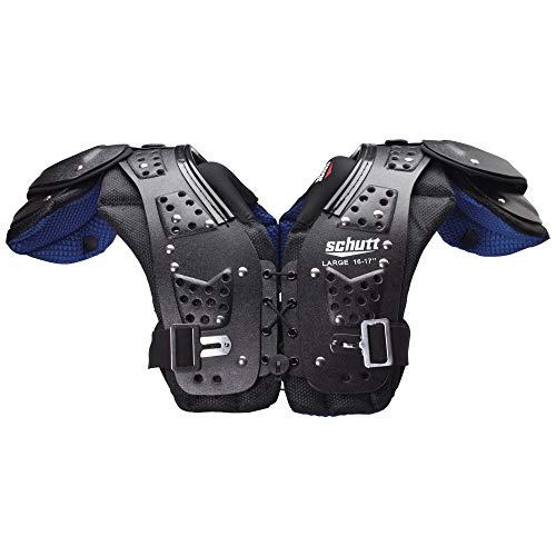 Schutt Mid Flex 4.0 Youth Shoulder Pads