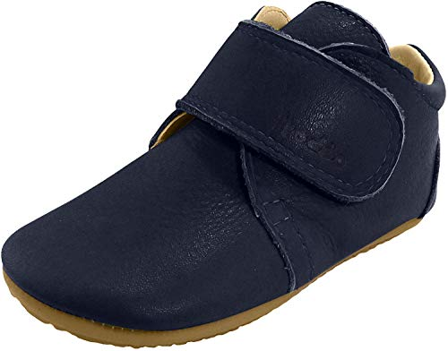Froddo Prewalkers G1130005 G1130005-2A Kleinkinder Hausschuhe, dunkelblau (Dark Blue), Gr. 26